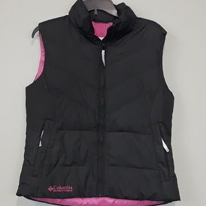 Columbia women's puffy vest size XL